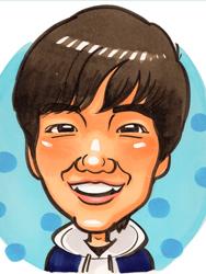 Ryo Sakuma指導科目: 小学生全科・中学生全科・高校生(英語・数学)みなさんの学力アップのために一生懸命指導させて頂きます。時には厳しいときもあるかもしれませんが、よろしくお願いします。